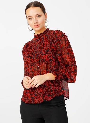 Random Gömlek Kırmızı